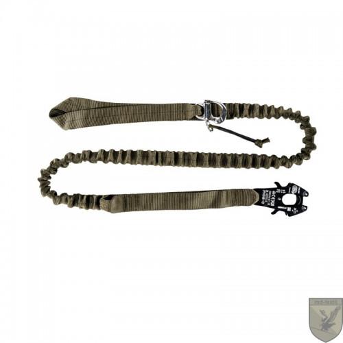 MD-Textil - Flexible Operator Leash Olive