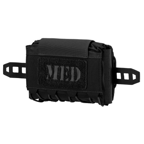 Direct Action - COMPACT MED POUCH HORIZONTAL Black