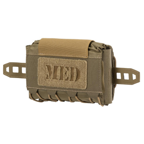 Direct Action - COMPACT MED POUCH HORIZONTAL Adaptive Green