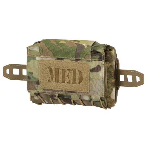Direct Action - COMPACT MED POUCH HORIZONTAL Multicam