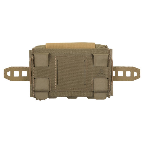 Direct Action - COMPACT MED POUCH HORIZONTAL Shadow Grey