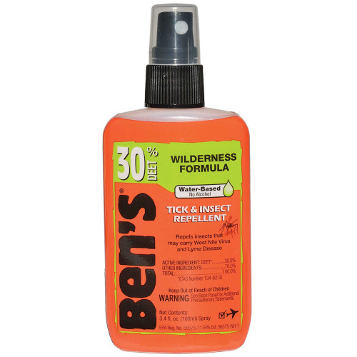 Ben's - 30 Spray Pump Insect Repellent