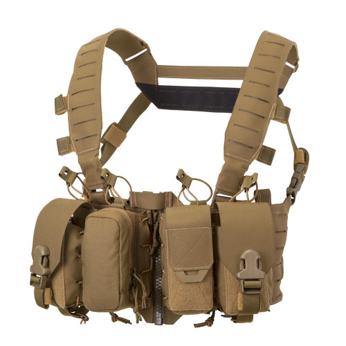Direct Action® - HURRICANE HYBRID CHEST RIG Coyote Brown
