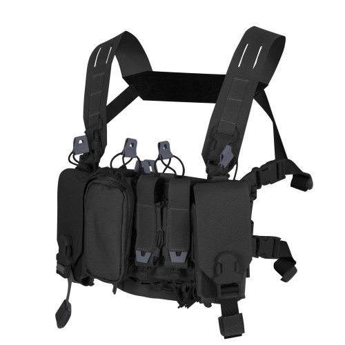 Direct Action® - THUNDERBOLT COMPACT CHEST RIG® Black