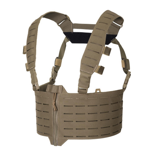 Direct Action® - WARWICK ZIP FRONT CHEST RIG® Adaptive Green