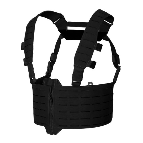 Direct Action® - WARWICK ZIP FRONT CHEST RIG® Black