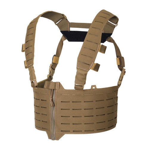 Direct Action® - WARWICK ZIP FRONT CHEST RIG® Coyote Brown