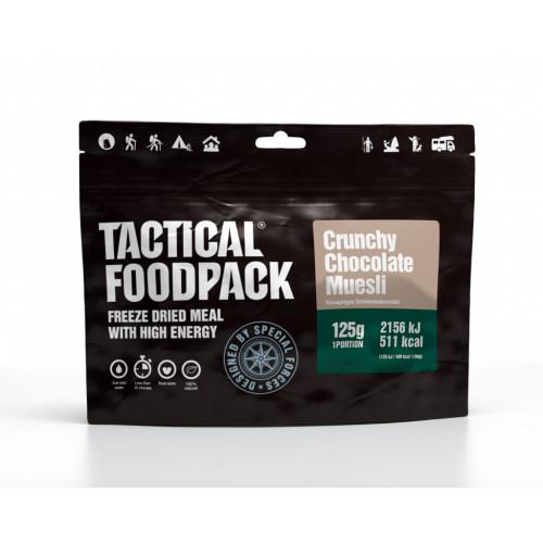 Tactical Foodpack - Crunchy Chocolate Muesli 125g