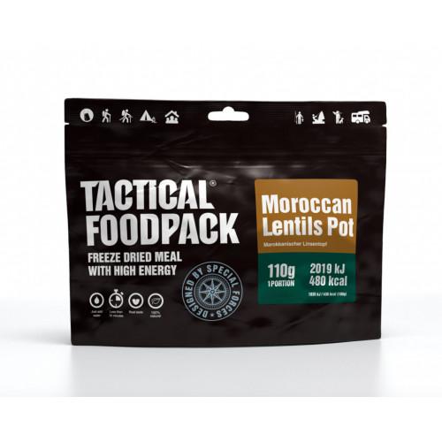 Tactical Foodpack - Maroccan Lentils Pot 110g