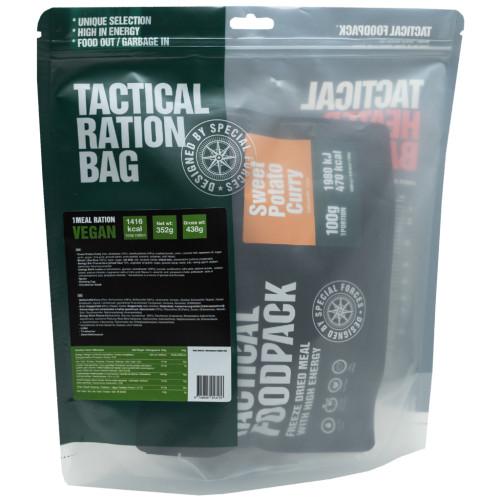 Tactical Foodpack - 1 Meal Ration Vegan 352g