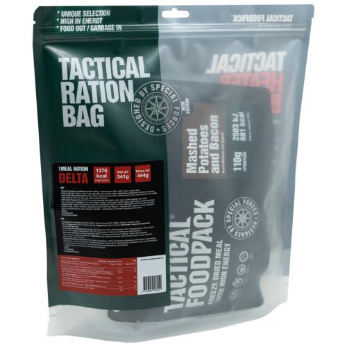 Tactical Foodpack - 1 Meal Ration Delta 341g