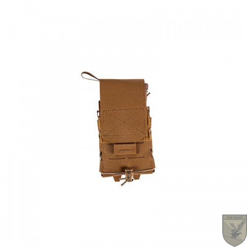MD Textil - Multicaliber fast pull pouch .308 Coyote Brown