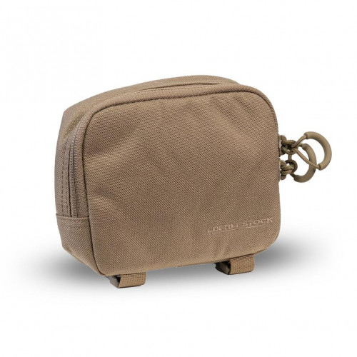 Eberlestock - Small Padded Accessory Pouch Small - Dry Earth