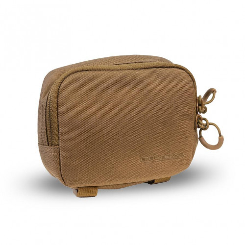 Eberlestock - Small Padded Accessory Pouch Small - Coyote Brown