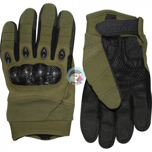 VIPER - Elite Gloves Green