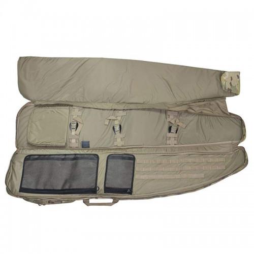 """EBERLESTOCK - Sniper Sled Drag Bag 57"""" - Multicam"""