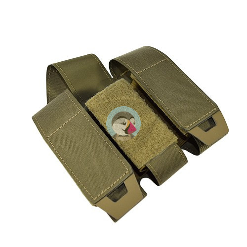 Direct Action® - Triple 40 mm Grenade Pouch Adaptive Green